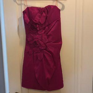 Fuschia size 5 formal dress